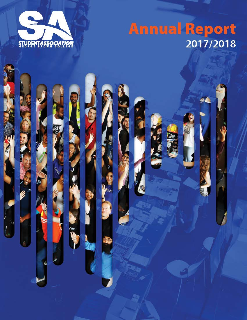 Cover image of SAGBC-Annual-Report-2017-18
